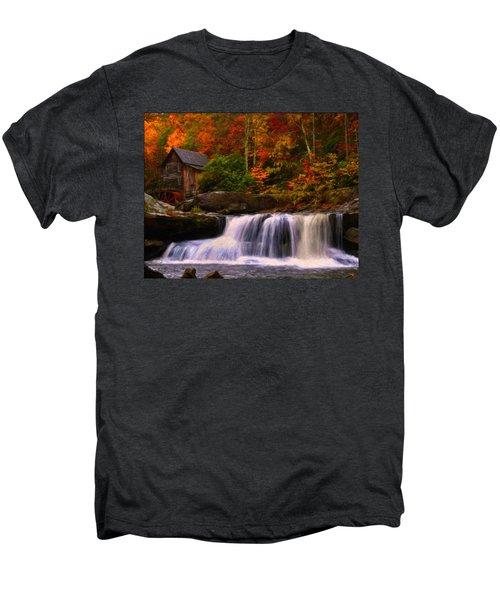 Glade Creek Grist Mill Men's Premium T-Shirt