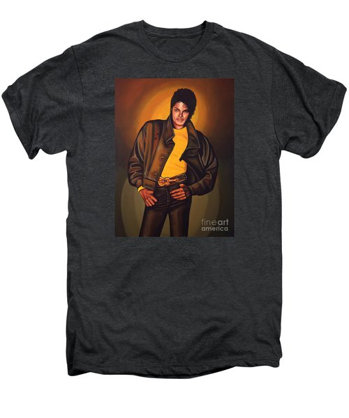 Michael Jackson Men's Premium T-Shirt