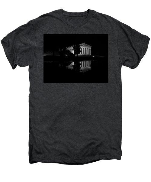 Parthenon Puddle Men's Premium T-Shirt