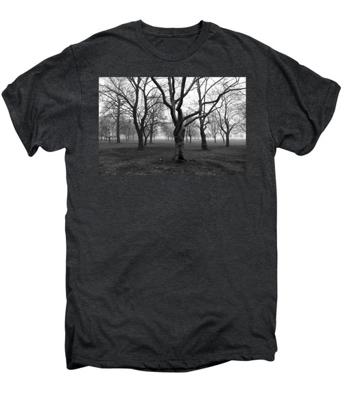 Seaside By The Tree Men's Premium T-Shirt