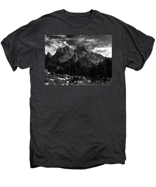 Cathedral Group From The Northwest Men's Premium T-Shirt