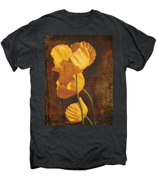 Icelandic Poppy Men's Premium T-Shirt