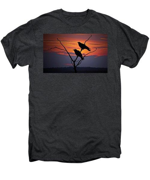 2 Ravens Men's Premium T-Shirt