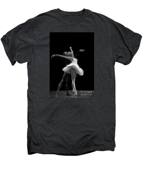 Swan Lake  White Adagio  Russia 3 Men's Premium T-Shirt
