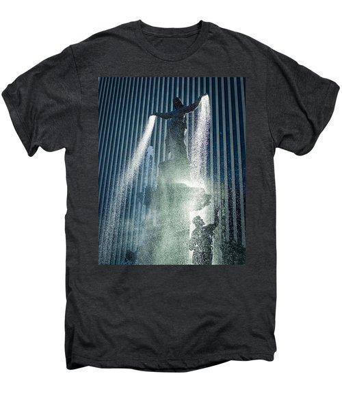 The Genius Of Water  Men's Premium T-Shirt