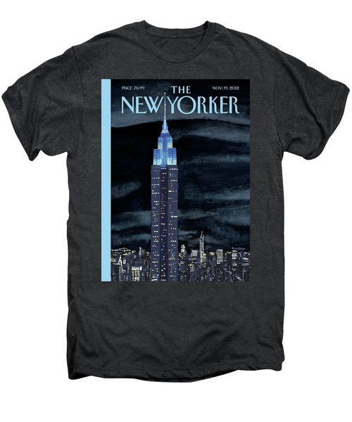 New Yorker November 19th, 2012 Men's Premium T-Shirt