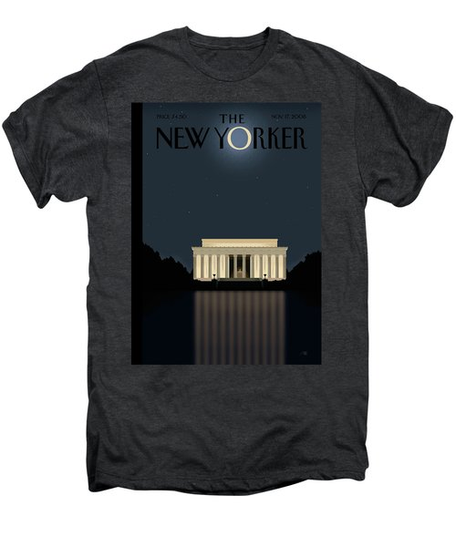 New Yorker November 17th, 2008 Men's Premium T-Shirt