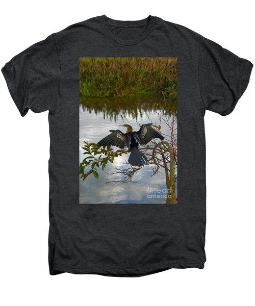Anhinga Men's Premium T-Shirt