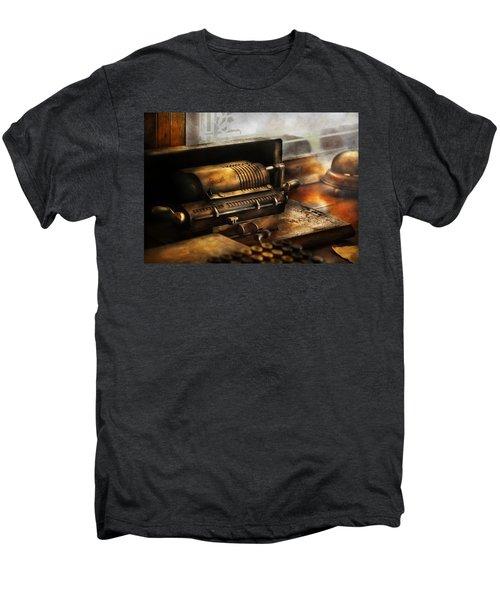 Accountant - The Adding Machine Men's Premium T-Shirt