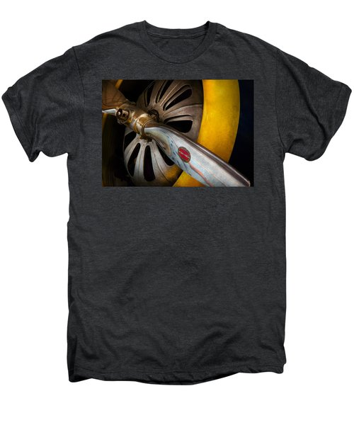 Air - Pilot - Ready For Take Off Men's Premium T-Shirt