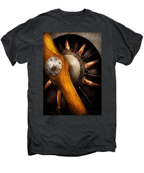 Air - Pilot - You Got Props Men's Premium T-Shirt