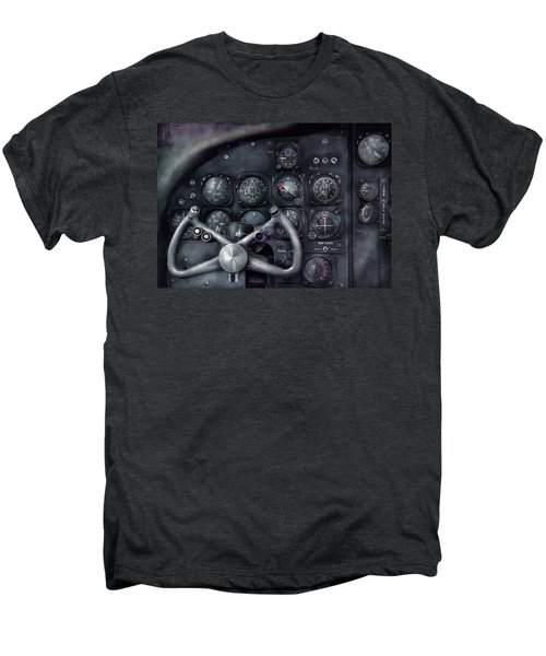 Air - The Cockpit Men's Premium T-Shirt