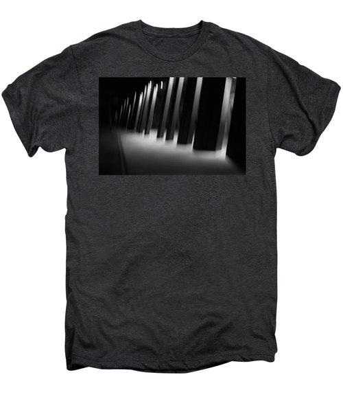 Men's Premium T-Shirt featuring the photograph Alien Medical Research Center by Alex Lapidus