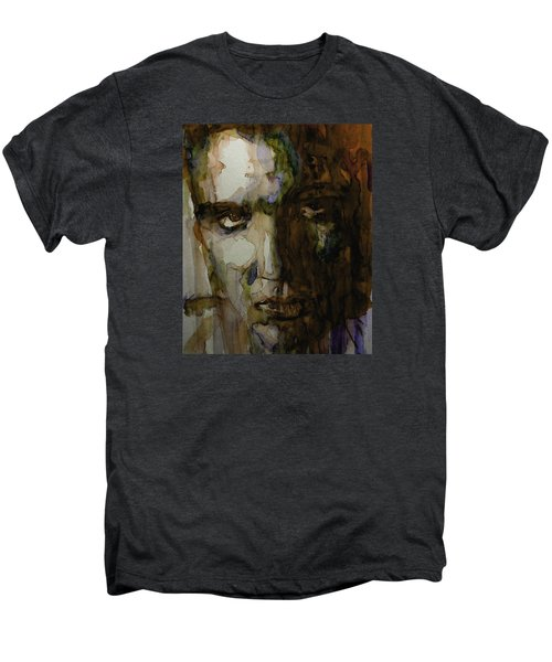 Always On My Mind Men's Premium T-Shirt by Paul Lovering