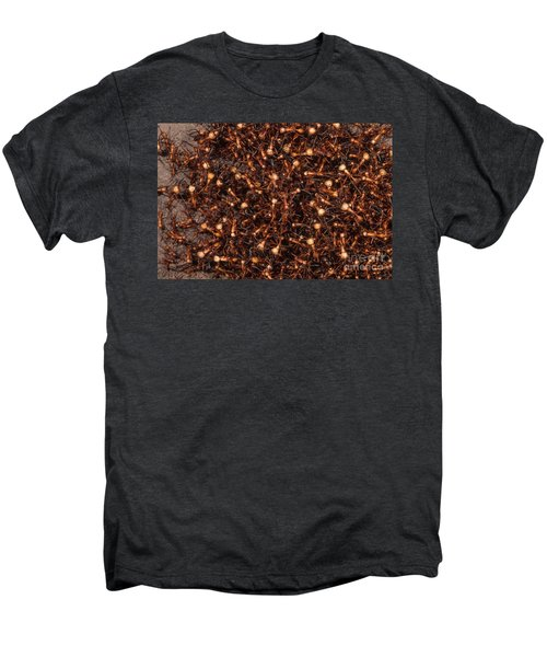Army Ants Men's Premium T-Shirt by Art Wolfe