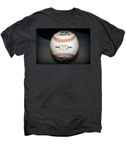 Asterisk Men's Premium T-Shirt by Stephen Stookey