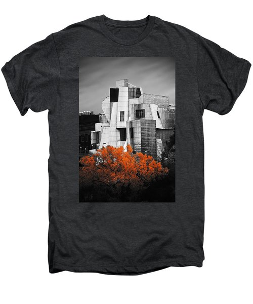 autumn at the Weisman Men's Premium T-Shirt by Matthew Blum
