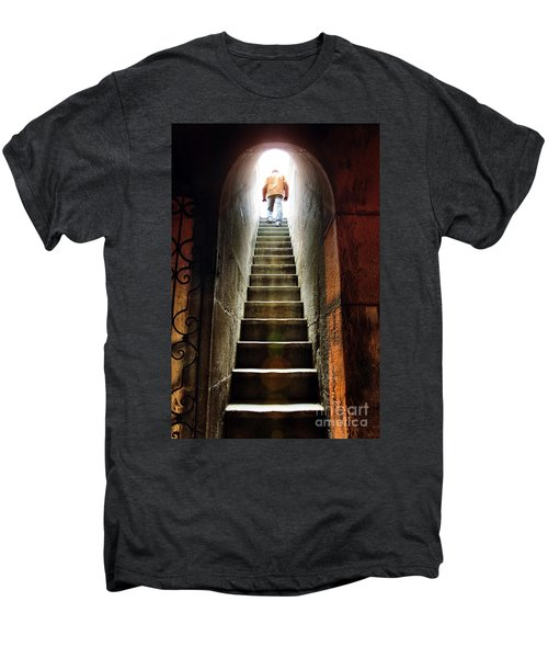 Basement Exit Men's Premium T-Shirt