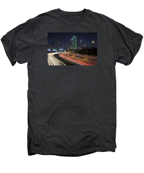Big D Men's Premium T-Shirt by Rick Berk