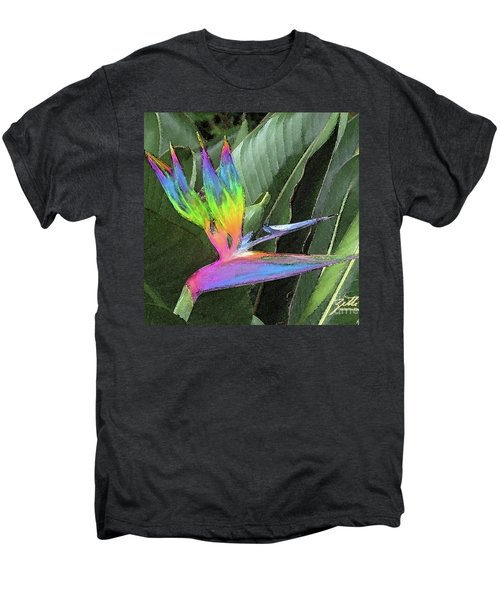 Bird Ow  Paradise Men's Premium T-Shirt