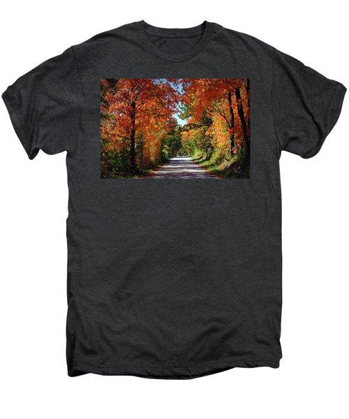 Blaze Of Glory Men's Premium T-Shirt