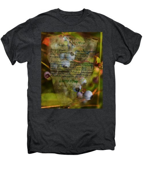 Blueberry Muffins Men's Premium T-Shirt
