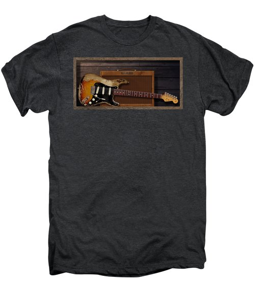 Blues Tools Men's Premium T-Shirt