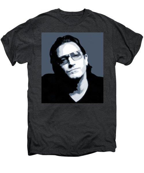 Bono Men's Premium T-Shirt by Dan Sproul