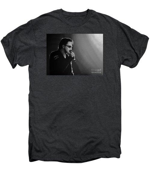 Bono Men's Premium T-Shirt by Meijering Manupix