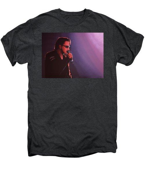 Bono U2 Men's Premium T-Shirt
