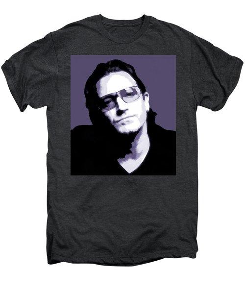 Bono Portrait Men's Premium T-Shirt by Dan Sproul