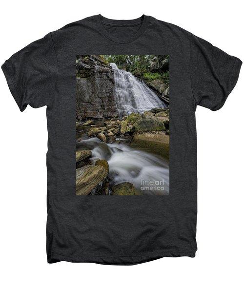 Brandywine Flow Men's Premium T-Shirt by James Dean
