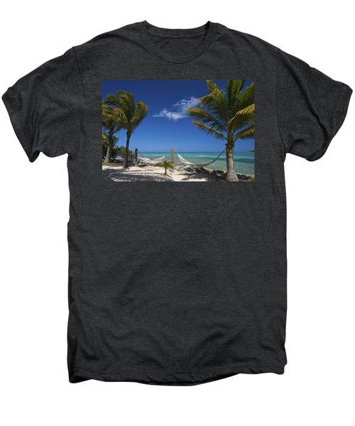 Breezy Island Life Men's Premium T-Shirt