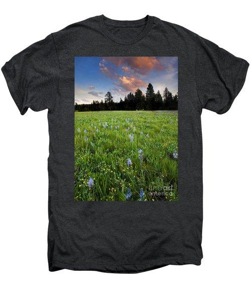 Camas Sunset Men's Premium T-Shirt