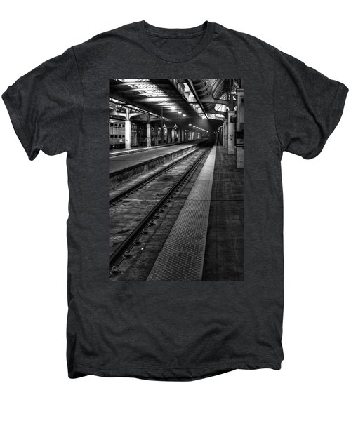 Chicago Union Station Men's Premium T-Shirt
