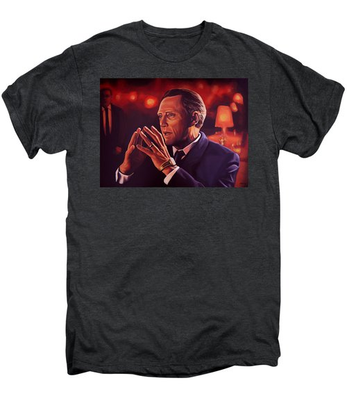 Christopher Walken Painting Men's Premium T-Shirt