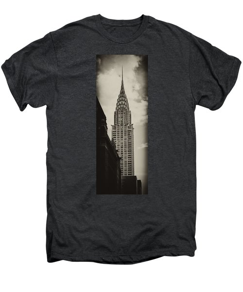 Chrysler Men's Premium T-Shirt by Andrew Paranavitana