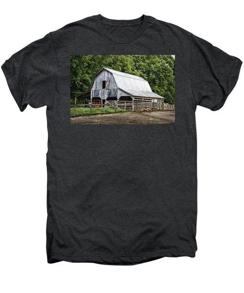 Clubhouse Road Barn Men's Premium T-Shirt