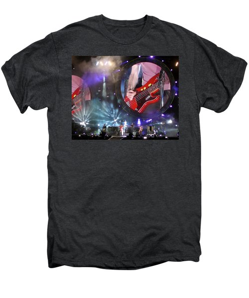 Coldplay - Sydney 2012 Men's Premium T-Shirt by Chris Cousins
