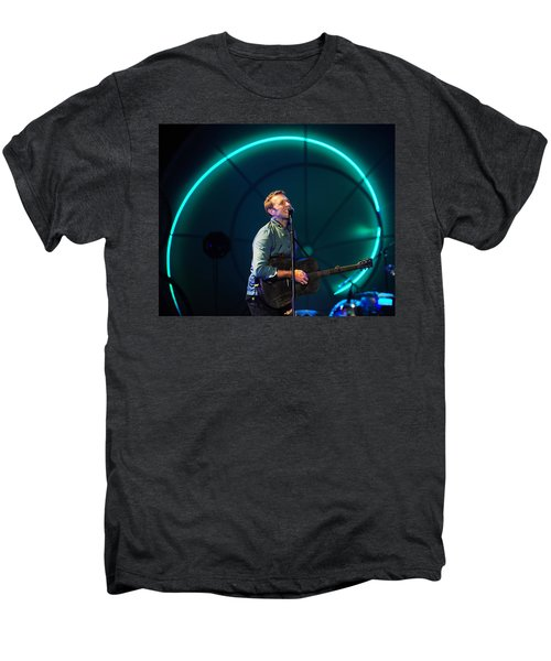 Coldplay Men's Premium T-Shirt by Rafa Rivas