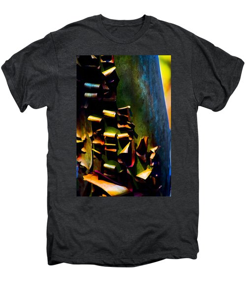 Men's Premium T-Shirt featuring the photograph Appealing Nature by Yulia Kazansky