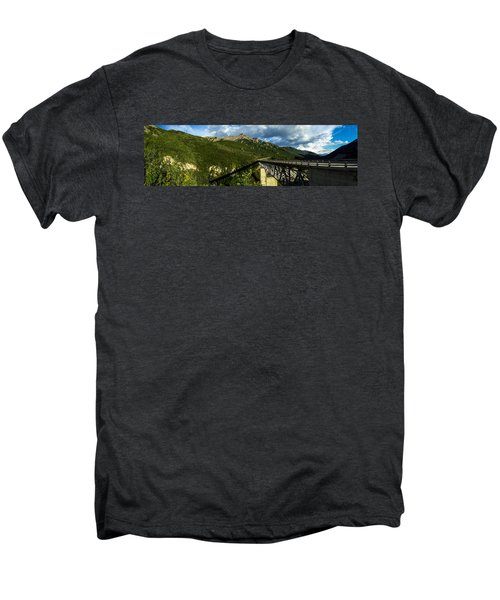 Connecting Life Men's Premium T-Shirt