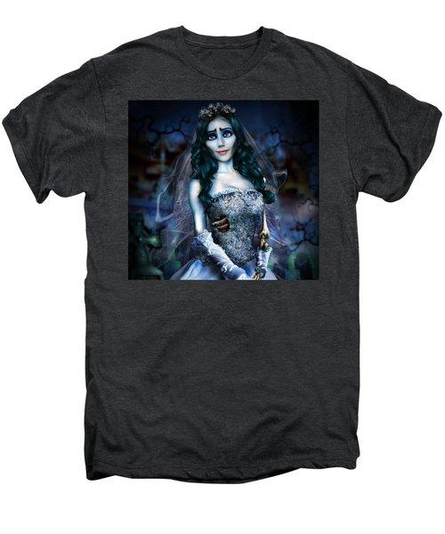Corpse Bride Men's Premium T-Shirt by Alessandro Della Pietra
