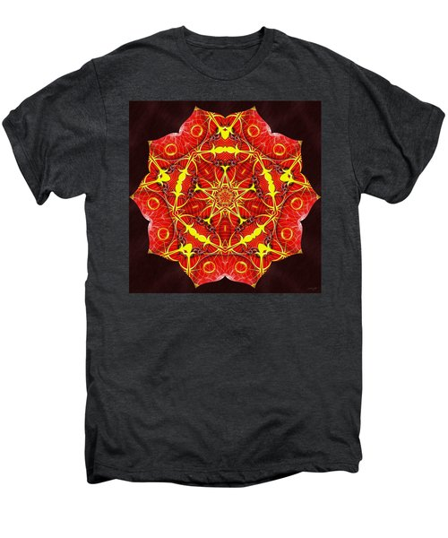 Cosmic Masculine Firestar Men's Premium T-Shirt