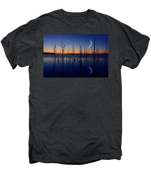 The Crescent Moon Men's Premium T-Shirt