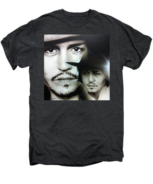 Depp Men's Premium T-Shirt