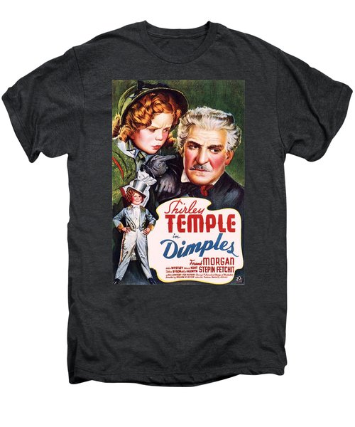 Dimples Men's Premium T-Shirt by Movie Poster Prints