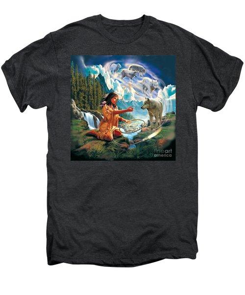 Dreamcatcher 3 Men's Premium T-Shirt