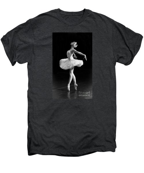 Dying Swan I. Men's Premium T-Shirt