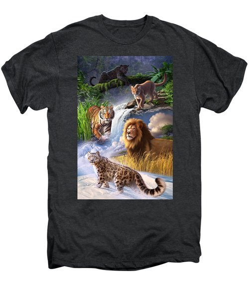 Earth Day 2013 Poster Men's Premium T-Shirt